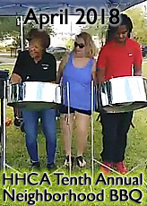 Video #3: HHCA Tenth Annual Neighborhood BBQ